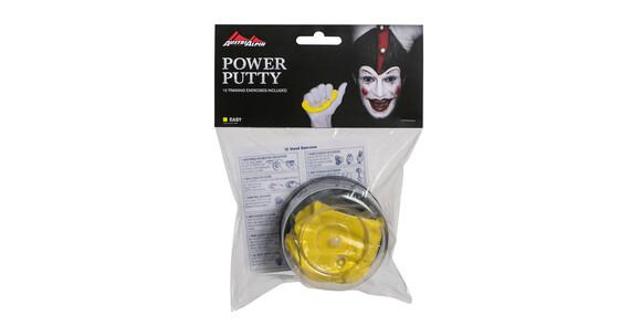 AustriAlpin Power Putty Handtrainer leicht gelb